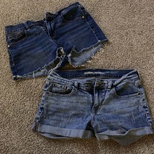 BUNDLE OF 2 PAIR OF SHORTS